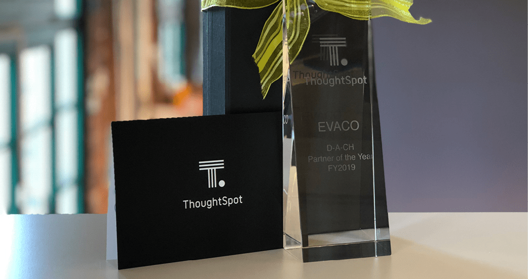 ThoughtSpot Award 2018
