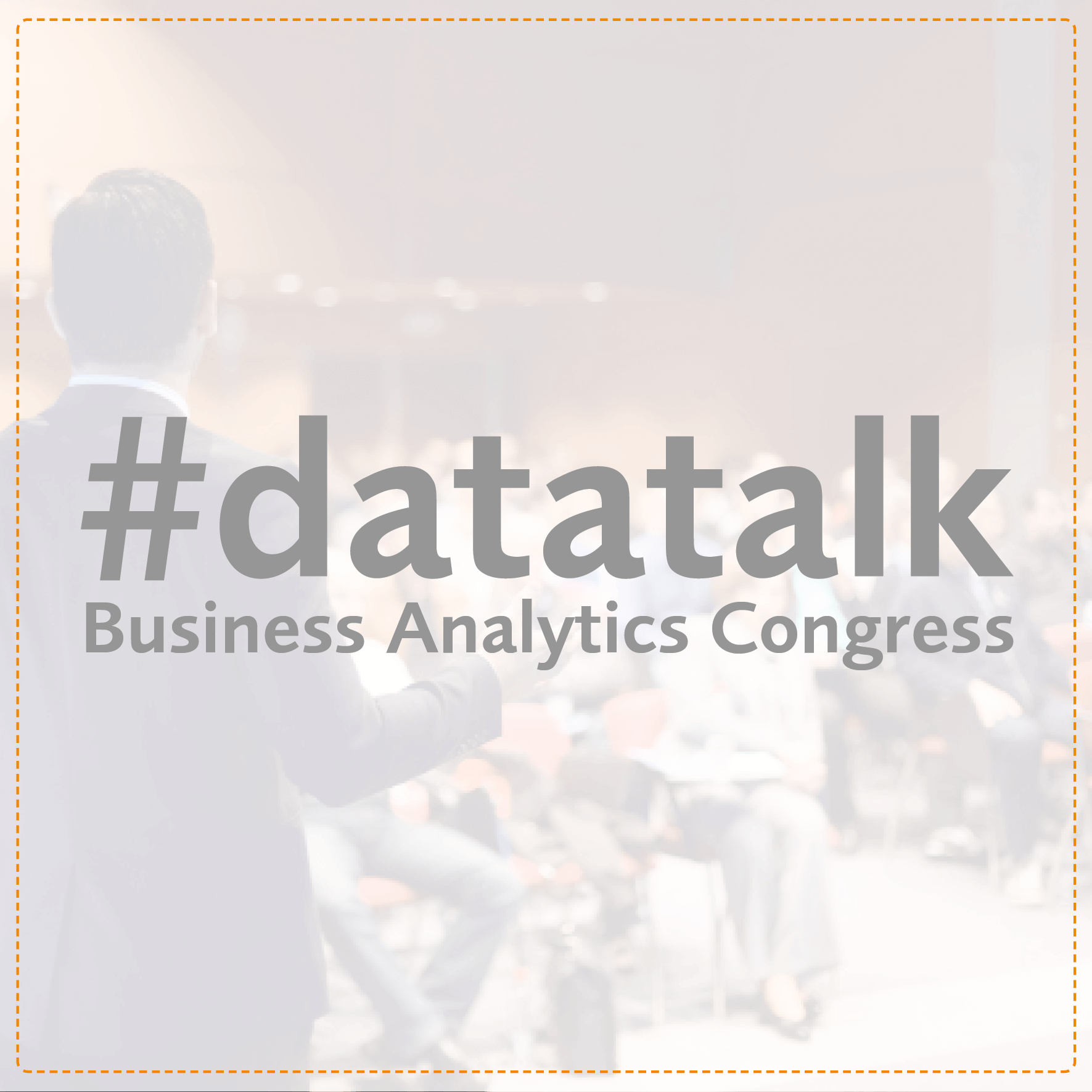 #datatalk Business Analytics Congress