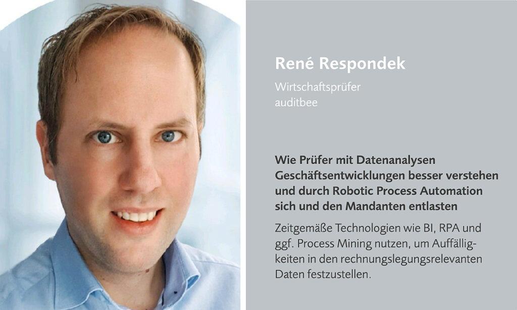 Speakercard Rene Respondek