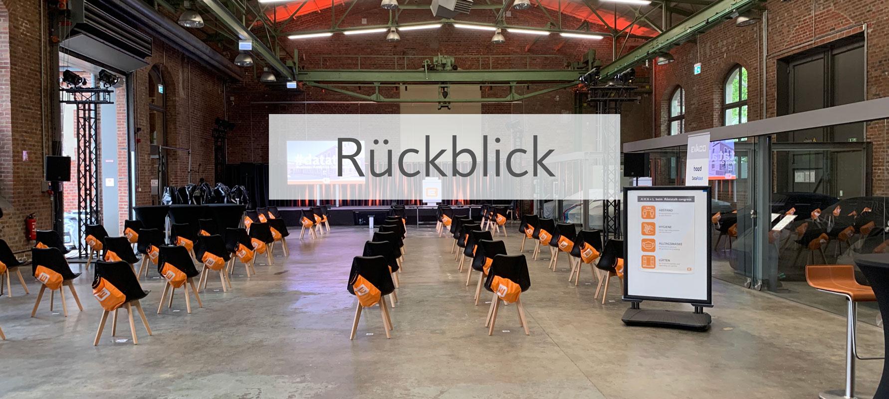 datatalk 2021 Rückblick Header