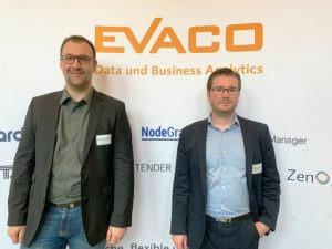 Christian Mielke und Sebastian Wittke, Business Intelligence Analysts, Sanvartis GmbH