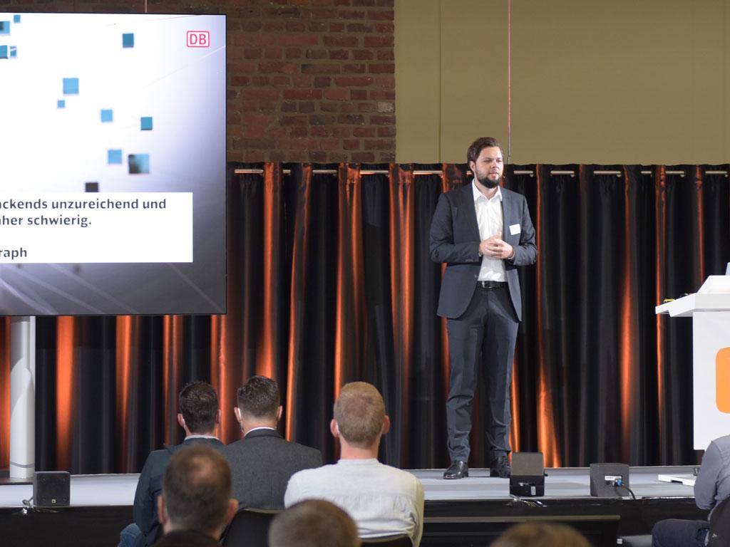 #datatalk congress 2021 - Tobias Brömel von DB Regio