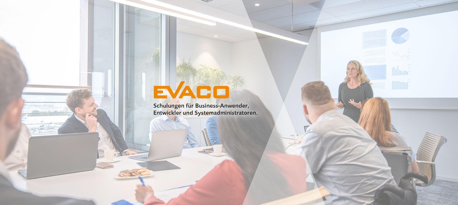 Business Intelligence Trainings von EVACO