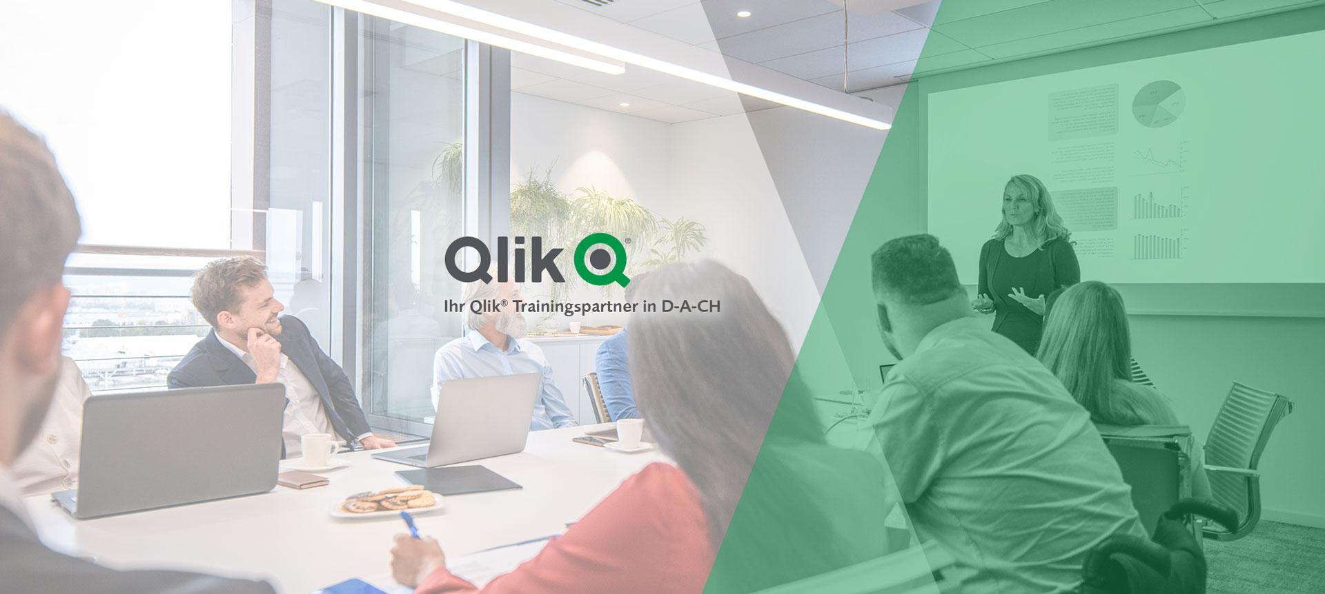 Qlik Sense und QlikView Trainings von EVACO